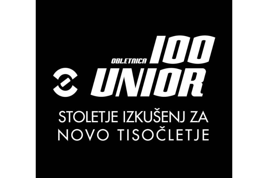 letos Unior praznuje že 100 let obstoja