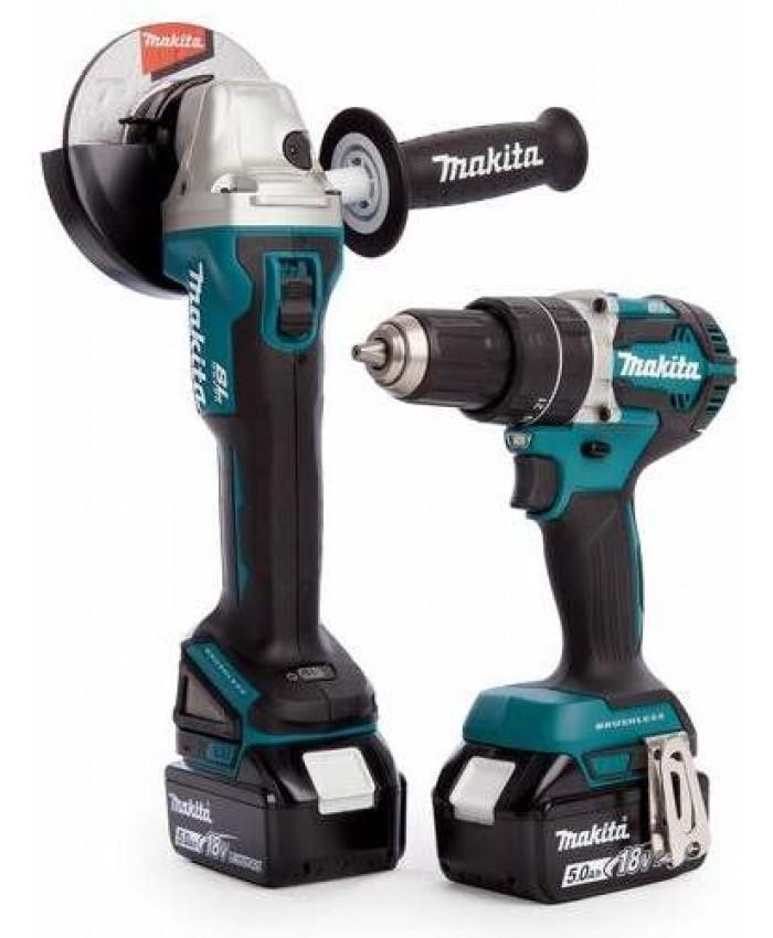 2-delni set orodja Makita DLX2210TJ1