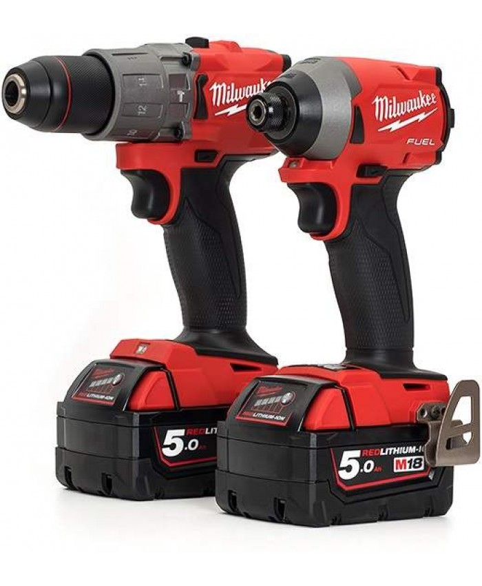 2-delni set orodja Milwaukee M18 FPP2A2-502X
