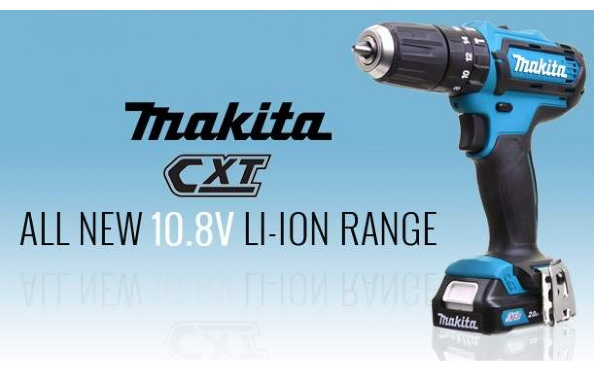 makita 10,8 V program