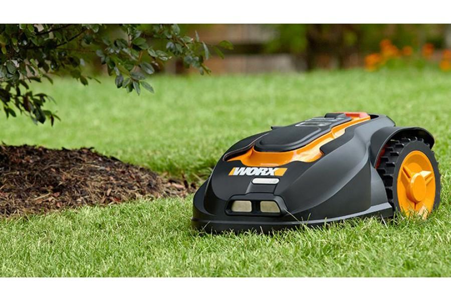 robotske kosilnice za vašo travo