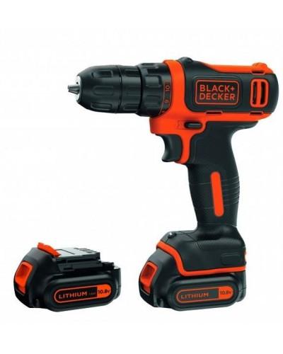 Akumulatorski vrtalnik Black & Decker BDCDD12B