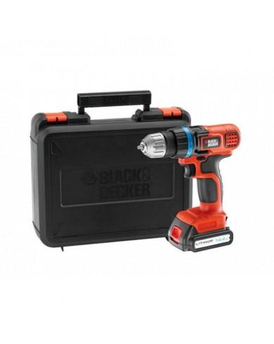 Akumulatorski vrtalnik Black & Decker EGBL14K