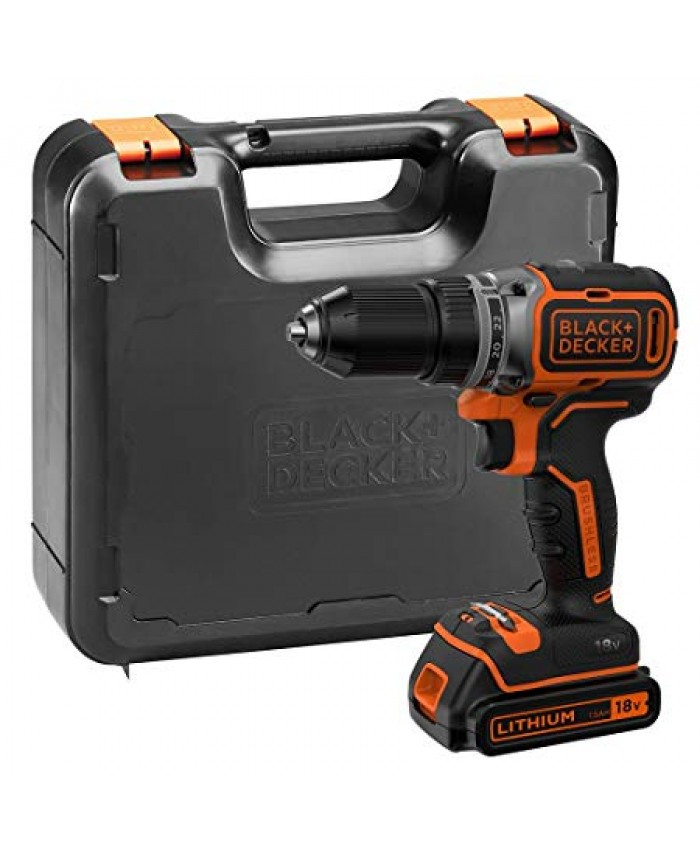 Akumulatorski vrtalnik Black & Decker BL186K