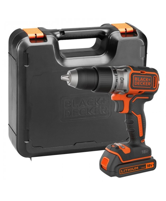Akumulatorski udarni vrtalnik Black & Decker BL188K