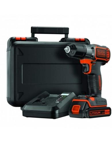 Akumulatorski vrtalnik Black & Decker ASD14K