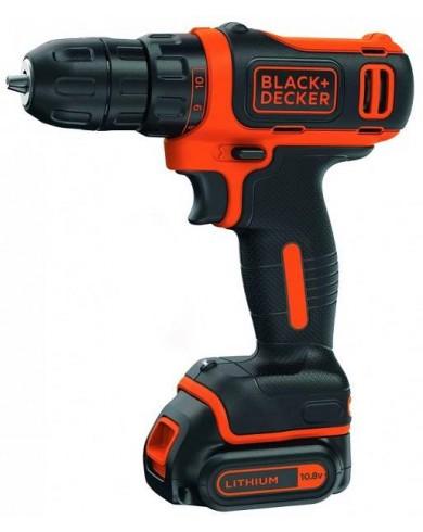 Akumulatorski vrtalnik Black & Decker BDCDD12