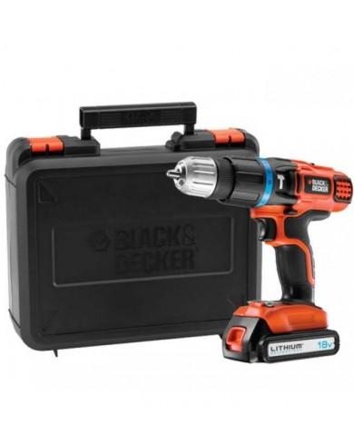 Akumulatorski udarni vrtalnik Black & Decker EGBL188K
