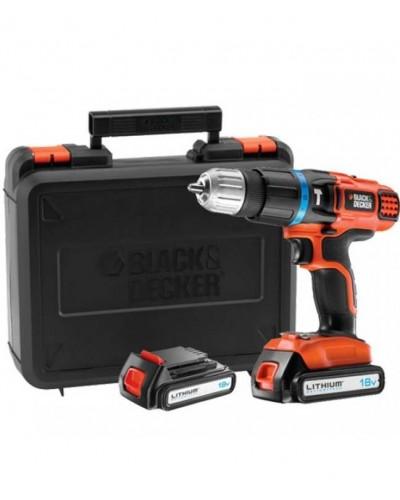 Akumulatorski udarni vrtalnik Black & Decker EGBL188KB