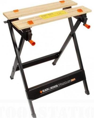 Delovna miza Black & Decker WM301