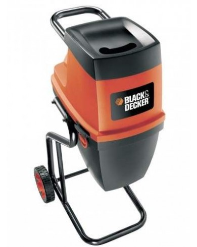 DROBILNIK Black & Decker GS2400