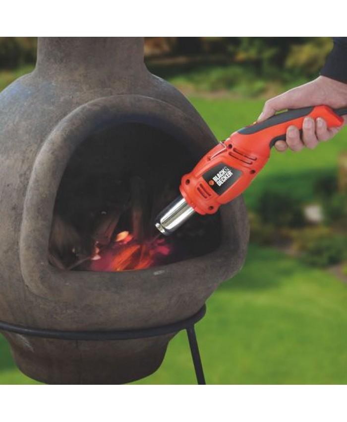 Fen za vroč zrak Black & Decker KX1692