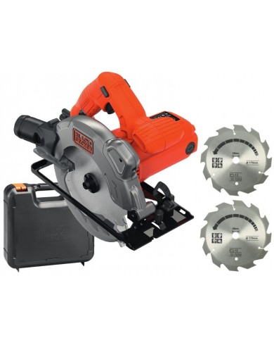 Krožna žaga Black & Decker CS1250LKA