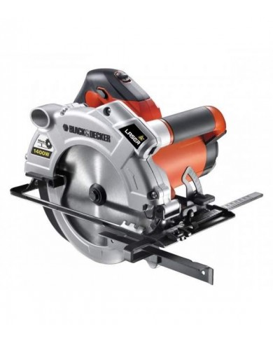 KROŽNA ŽAGA Black & Decker KS1400L