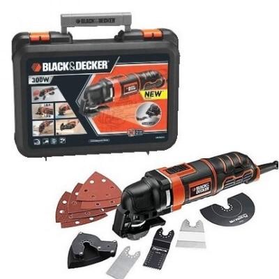 Multifunkcijsko orodje Black & Decker MT300KA