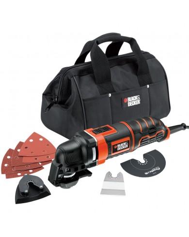 Multifunkcijsko orodje Black & Decker MT280BA
