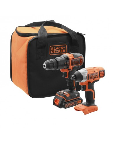 Set orodja Black & Decker BCK21S1S