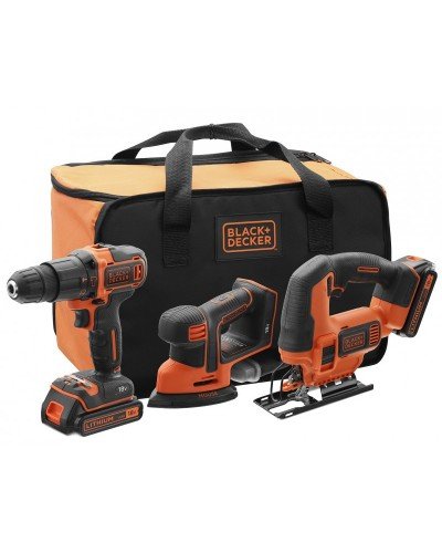 Set orodja Black & Decker BCK31S1S