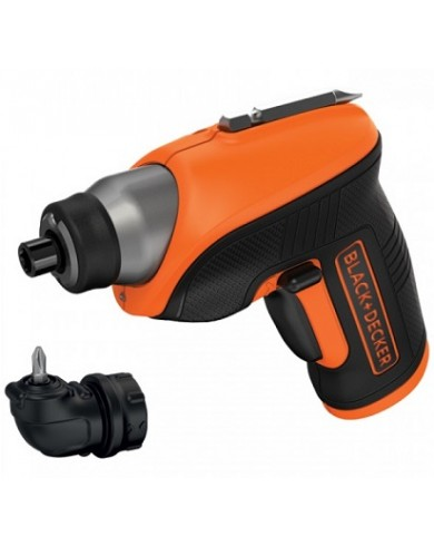 Akumulatorski vijačnik Black & Decker CS3652LC-A7062