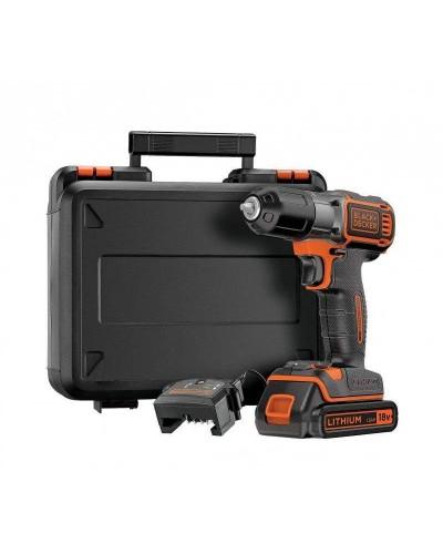 Akumulatorski vrtalnik Black & Decker ASD18KB