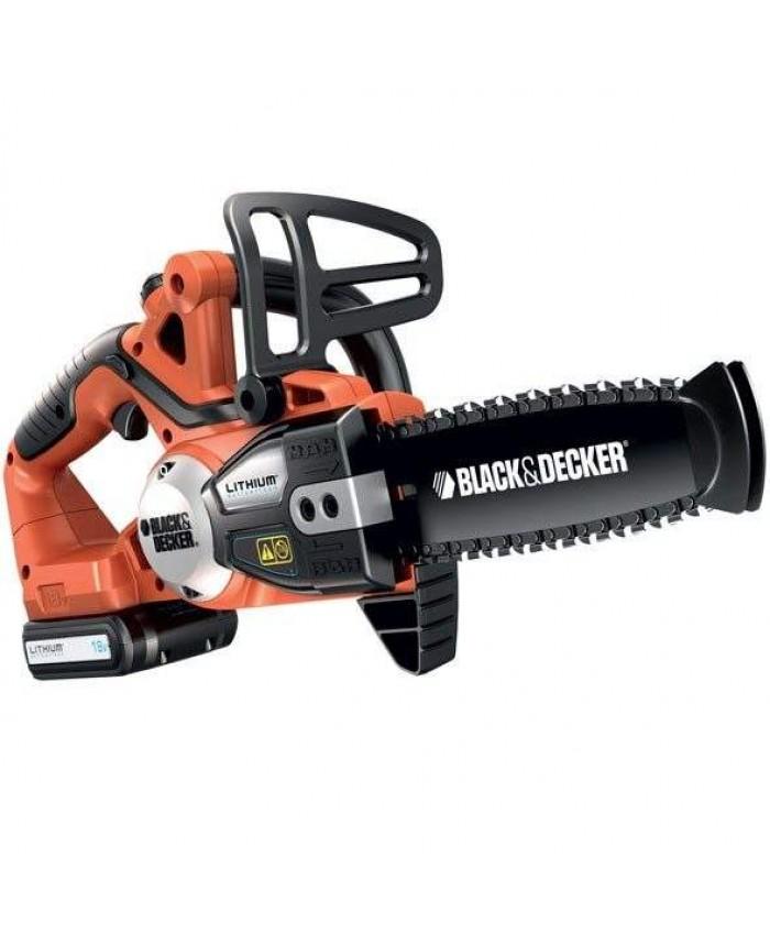 Akumulatorska verižna žaga Black & Decker GKC1820L
