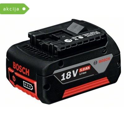 Akumulator Bosch GBA 18 V 5.0 Ah