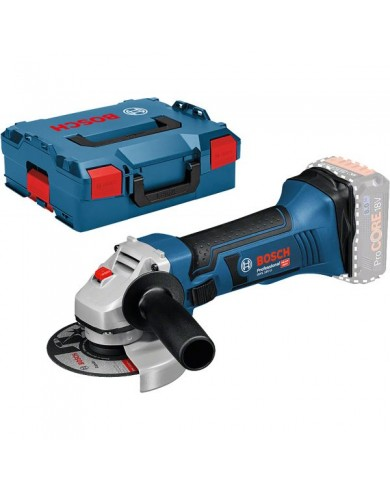 Akumulatorski kotni brusilnik Bosch GWS 18-125 V-LI
