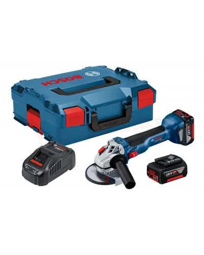Akumulatorski kotni brusilniki Bosch GWS 18V-10