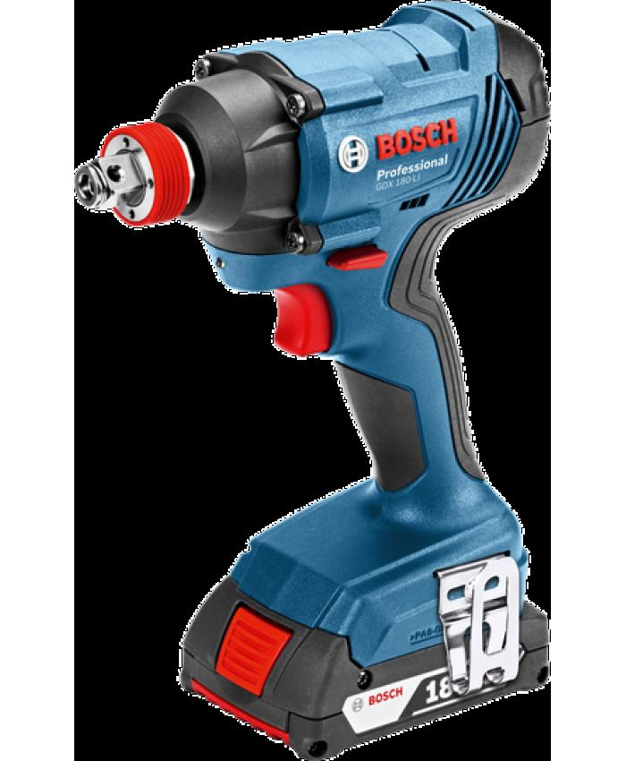 Akumulatorski udarni vijačnik Bosch GDX 180-LI