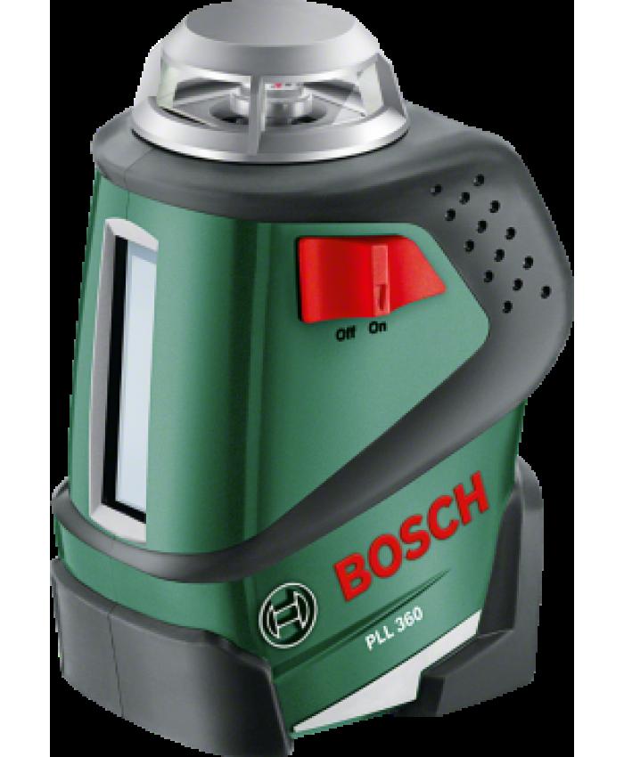 Linijski laser Bosch PLL 360