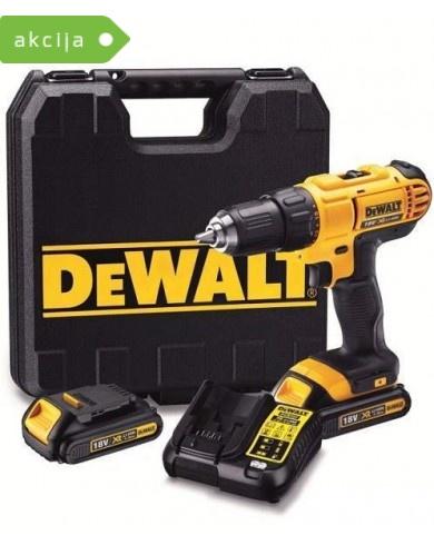 Akumulatorski vrtalnik Dewalt DCD771C2