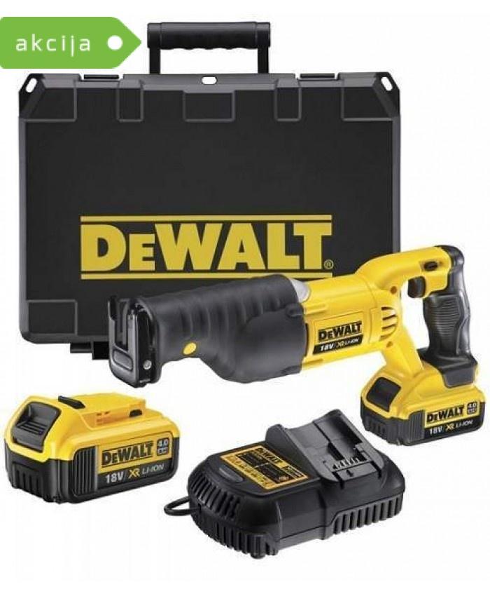 Akumulatorska sabljasta žaga Dewalt DCS380M2