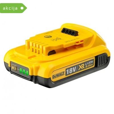 Akumulator 2.0 Ah Dewalt DCB183