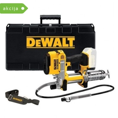 Akumulatorska mazalka Dewalt DCGG571NT