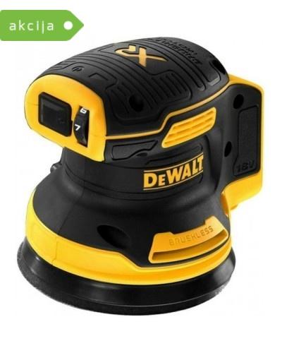 Akumulatorski ekscentrični brusilnik Dewalt DCW210N