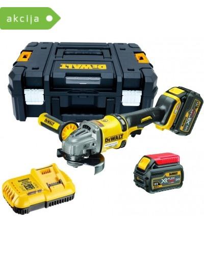 Akumulatorski kotni brusilnik Dewalt DCG414T2