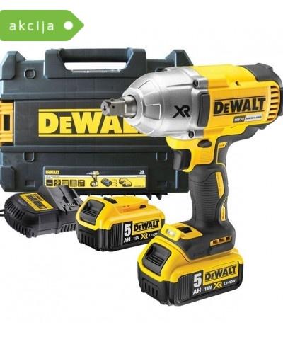 Akumulatorski udarni vijačnik Dewalt DCF899P2