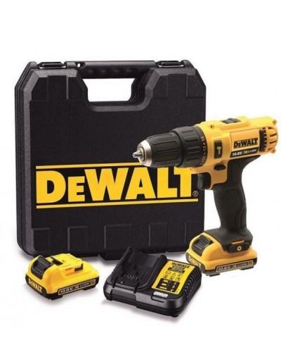 Akumulatorski udarni vrtalnik Dewalt DCD716D2