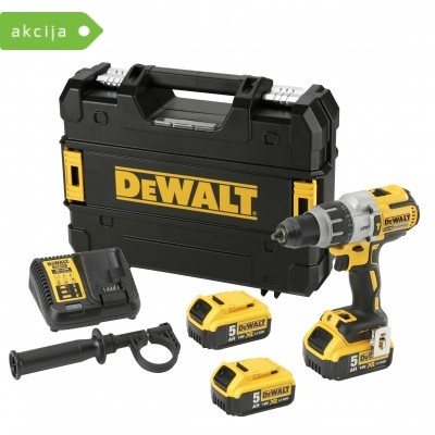 Akumulatorski udarni vrtalnik Dewalt DCD996P3