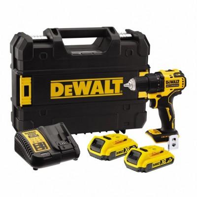 Akumulatorski vrtalnik Dewalt DCD708D2T
