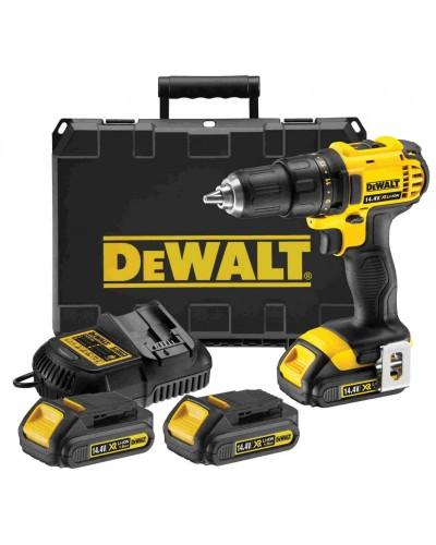 Akumulatorski vrtalnik Dewalt DCD730C3