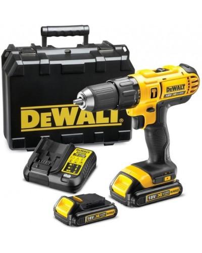 Akumulatorski udarni vrtalnik Dewalt DCD776C2