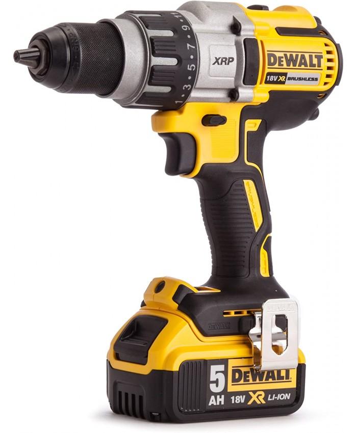 Akumulatorski vrtalnik Dewalt DCD991P2