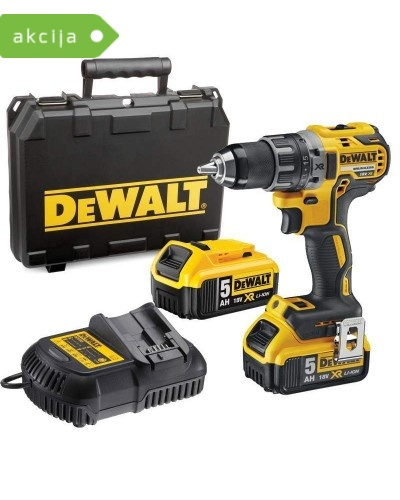 Akumulatorski vrtalnik Dewalt DCD791P2