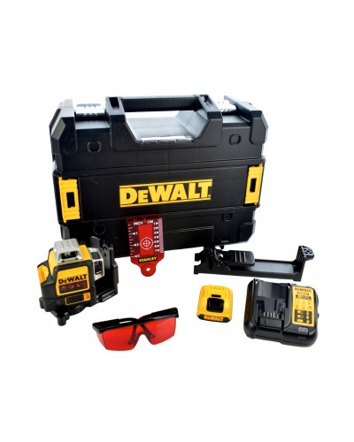 Križno linijski laser Dewalt DCE089D1R