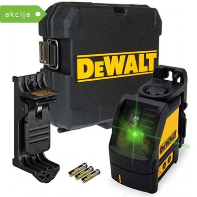 Križno linijski laser Dewalt DW088CG