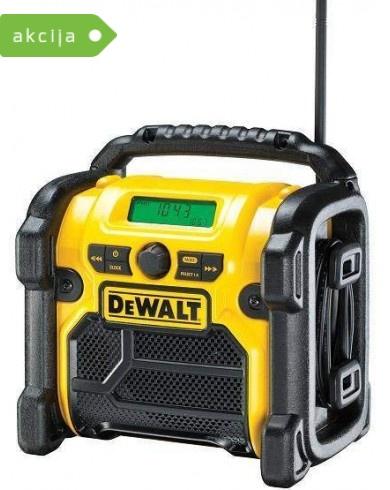 Radio Dewalt DCR019