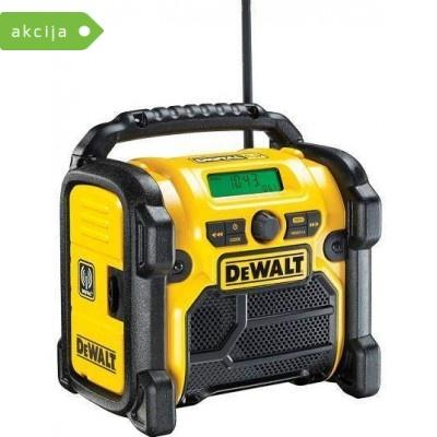 Radio Dewalt DCR020