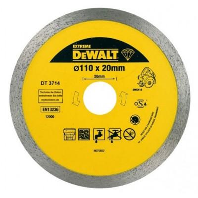 Rezalka diamantna za keramiko Dewalt DT3714