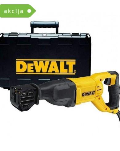 Sabljasta žaga Dewalt DWE305PK